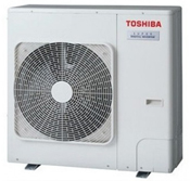Toshiba RAV-SM803AT-E Heat Pump Condensing Unit