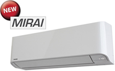 Toshiba Mirai Wall Mounted Fan Coil Unit